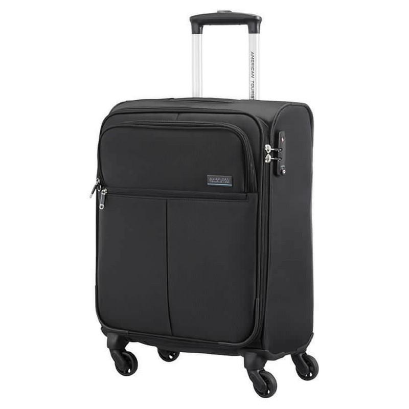 ce0f7081b Oferta maletas American Tourister by Samsonite en Outlet - Leder american  tourister maleta cabina rigida