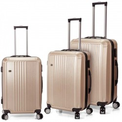 ¡ OPORTUNIDAD ! SET DE 3 TROLLEYS BENZI BZ5155