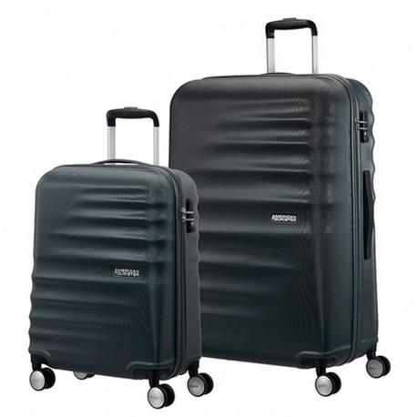Conjunto de maletas American Tourister Wavebreaker 55/77 cm