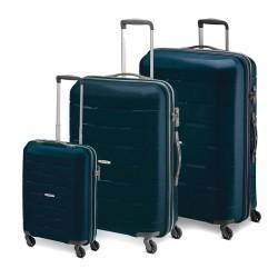 Set de 3 Trolleys Roncato Delta Cabina 55, 67  y 76 Cm