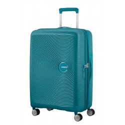 MALETA MEDIANA 67 CM A. TOURISTER SOUNDBOX SPINNER