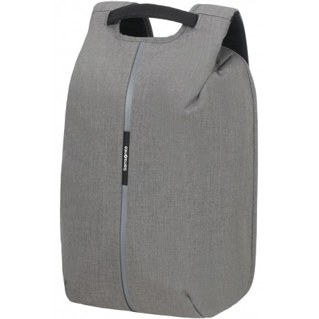 """Samsonite Mochila Securipack ordenador 15,6"""" Cool Grey"""